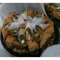 Chef's Assortment Of Sandwiches & Wraps