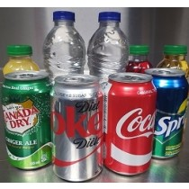 Assortment Cold Drinks