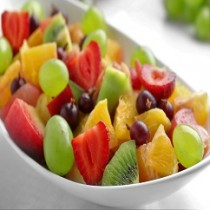 Fresh Fruit Cocktail Bowl
