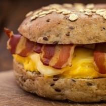 Hot Breakfast Sandwiches