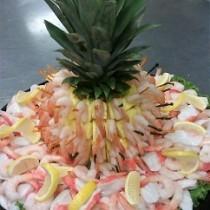 Shrimp & Pineapple